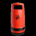 Merlin Outdoor Litter Bin - 90 Litre