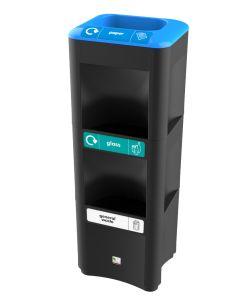 Mini Triple Envirostack - 3 x 32 Litre Compartments