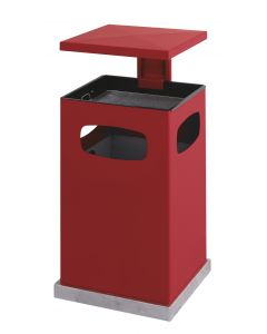 Outdoor Cigarette Waste Litter Bin - 70 & 80 Litre Available