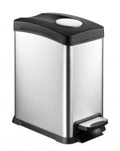 EKO Rejoice Pedal Bin Available in 3 Sizes
