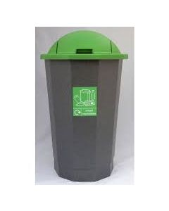Eco Mixed Recyclables Bank - 75 Litre