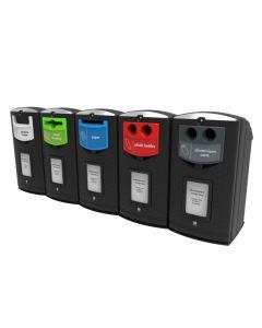 Envirobank Recycling Bins - 240 Litre