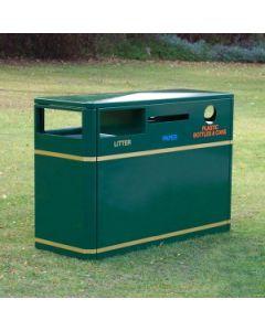 Triple External Recycling Unit - 336 Litre