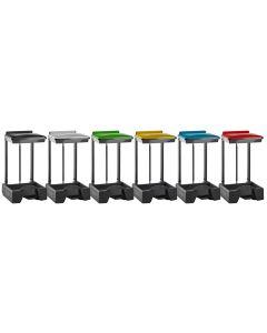 Free Standing All Plastic Sackholder - 65 Litre