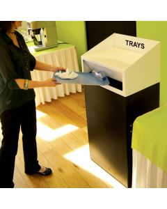 Tray Top Litter Bin - 80 Litre