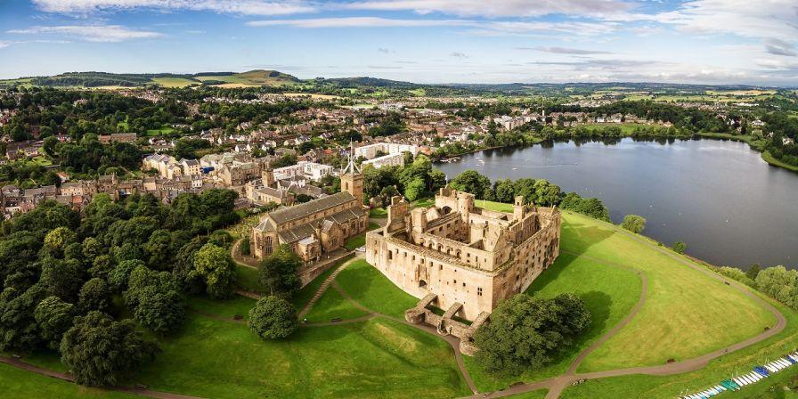Linlithgow Palace West Lothian