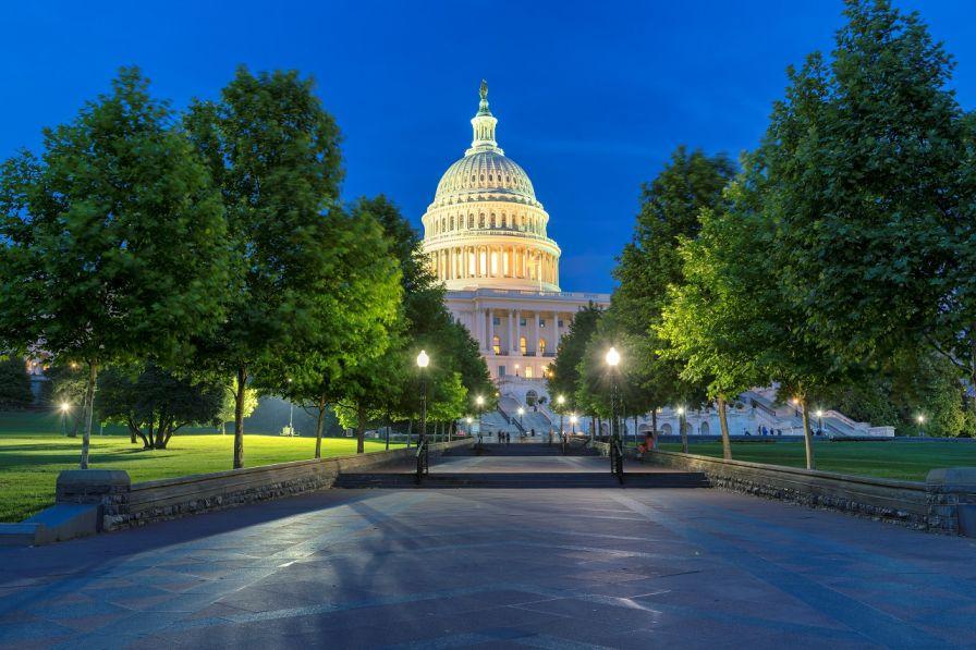 Washington DC Greenest City