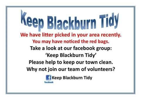 blackburn tidy