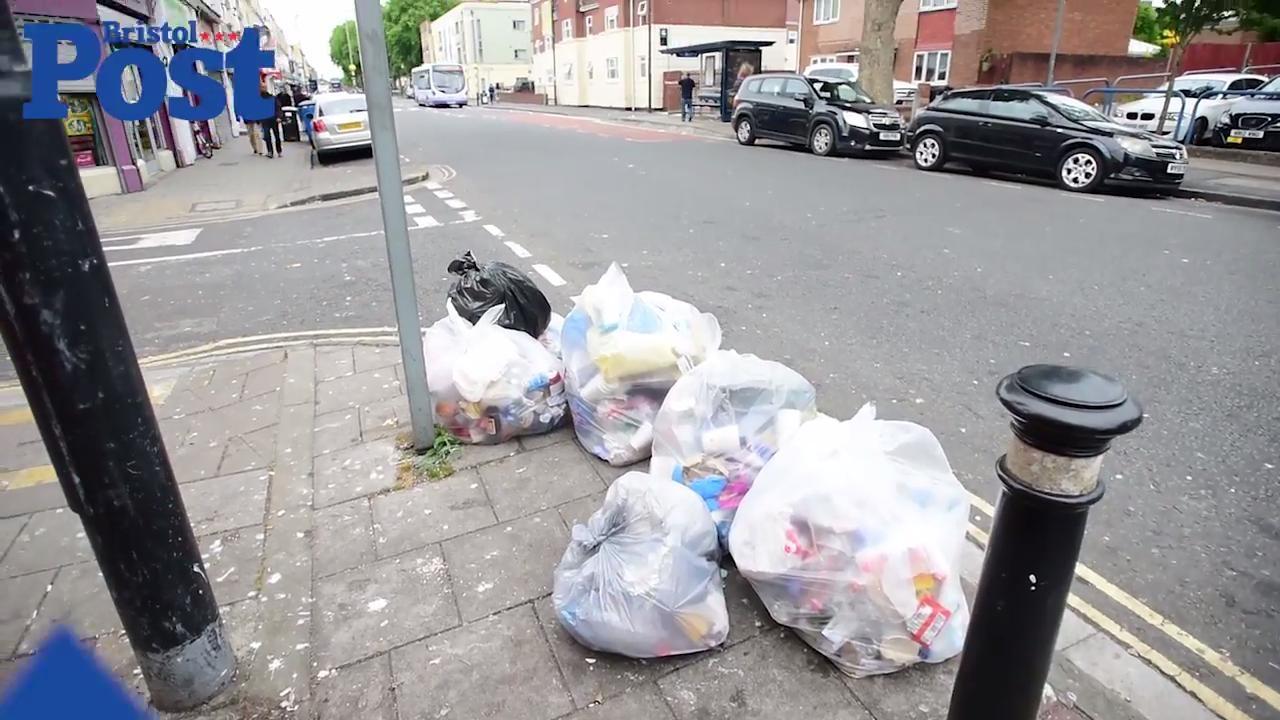 bristol dumping