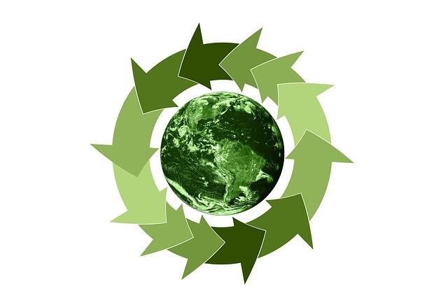 recycling arrows
