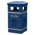 The Compass Litter Bin - 112 Litres