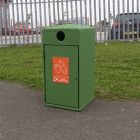 Never Rust Recycling Unit - 112 Litres