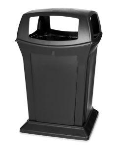 Rubbermaid Ranger 4 Aperture Outdoor Litter Bin - 170 Litre