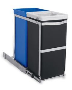 Simplehuman Pull-Out Recycler - 35 Litre