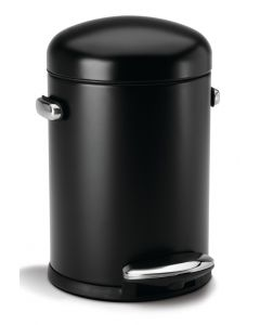 Simplehuman Retro Pedal Bin - 4.5 & 30 Litre Available