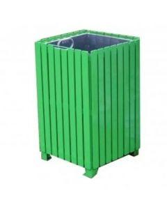 Anti Vandal Litter Bin - 112 Litres