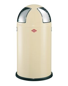 Wesco Push Two Recycling Bin Available in 5 Colours - 2 x 25 Litre Compartments