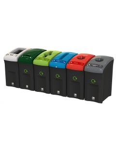 Mini Recycling Bin - 55 Litre