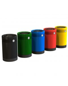 Super Monarch Litter Bin - 85 Litre