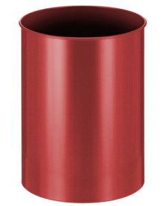 Round Waste Paper Bin Available in 10 Colours - 15 & 30 Litre Available