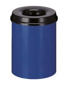 Self Extinguishing Waste Paper Bin - 15 Litre