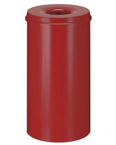 Self Extinguishing Waste Paper Bin - 50 Litres