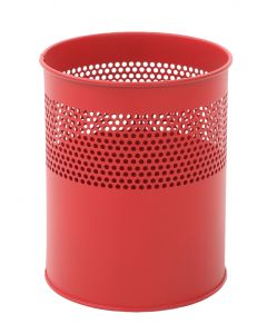 Semi Perforated Waste Paper Bin Available in 3 Sizes