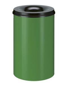 Self Extinguishing Waste Paper Bin - 110 Litre