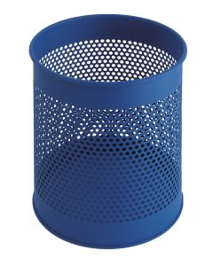 Perforated Waste Paper Bins Available in 4 Colours - 15 Litre