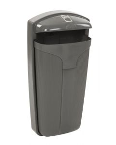 Cibeles Mountable Rubbish Bin - 50 Litre