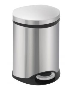 EKO Shell Pedal Bins Available in 5 Sizes