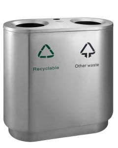 Indoor Recycling Station - 82 Litre