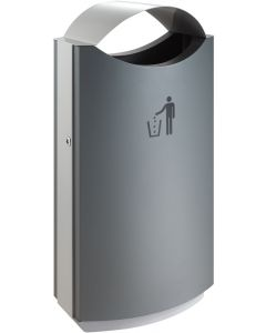 Smart External Litter with Cover - 68 Litre