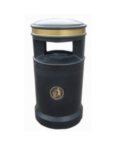 Cesar Outdoor Litter Bin - 100 Litre