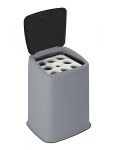 Cup Collector Recycling Bin - 60 Litre
