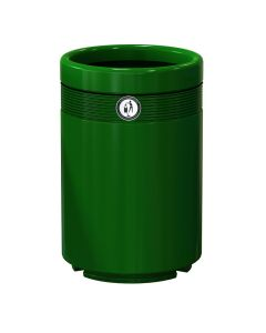 Economy Monarch Litter Bin - 144 Litre