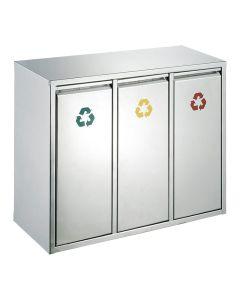 Eko Recycling Station 3x15 Litres