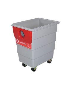 Envirotrucks Set of 2 Recycling Bins - 100 Litres