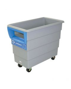 Envirotrucks Set of 2 Recycling Bins - 145 Litres