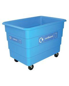 Envirotruck Set of 2 Recycling Bins - 332 Litres