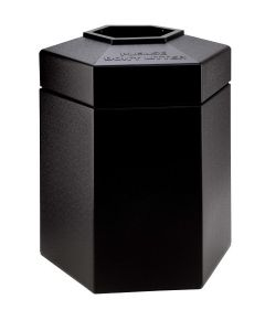 Hexagonal Waste Container - 170 Litre