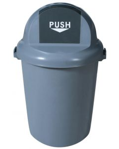 Plastic Push Bin - 90 Litre