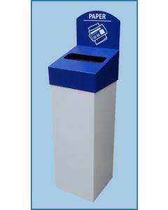 Metro Compact Recycling Bin - 80 Litre