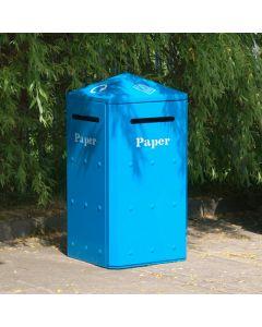 External Recycling Bin - 112 Litre