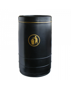 Pickwick Outdoor Litter Bin - 90 Litre