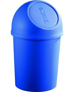 Push Top Litter Bin - 13 Litre