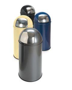 Push Litter Bin - 40 Litre