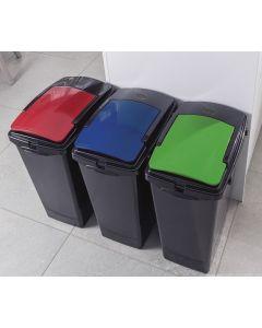 40 Litre Slimline Recycling Bin