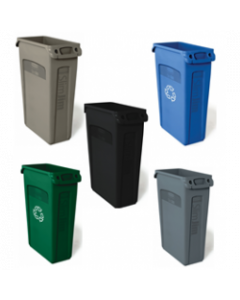 SlimJim Waste Container - 60.5 Litre