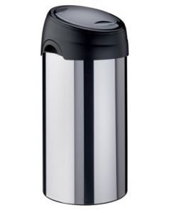 Circular Soft Touch Litter Bin - 40 & 60 Litre Available